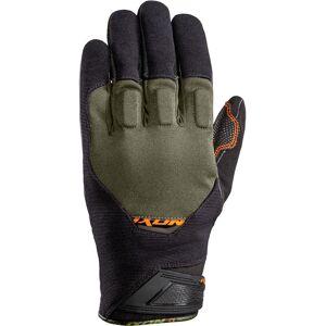 Ixon RS Spring Motorcykel handskar S Svart Orange