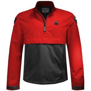 Blauer Spring Pull Motorcykel Textil jacka M Röd Blå