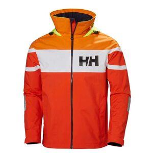 Helly Hansen Mens Salt Flag segeljacka Röd L