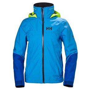 Helly Hansen W Hp Fjord Jacket M Blue