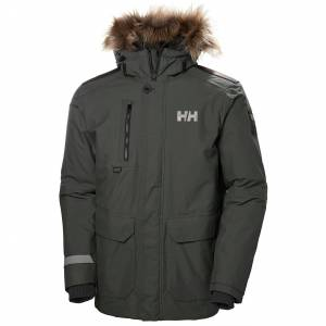 Helly Hansen Svalbard Parka XL Green