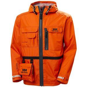 Helly Hansen Heritage Rain Jacket S Orange