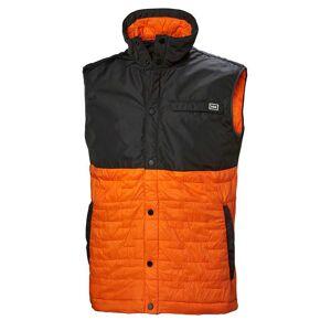 Helly Hansen Movatn Wool Ins Vest S Orange