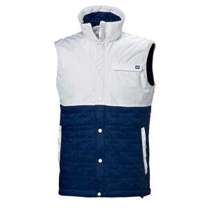 Helly Hansen Movatn Wool Ins Vest M Blue