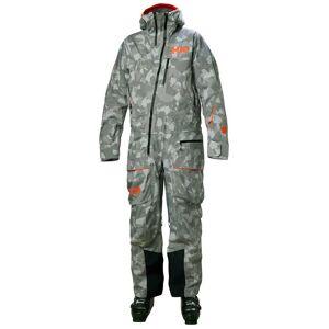 Helly Hansen Ullr Powder Suit S Grey