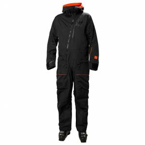 Helly Hansen Ullr Powder Suit XL Black