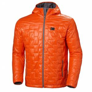 Helly Hansen Lifaloft Hooded Insulator Jacket XL Orange