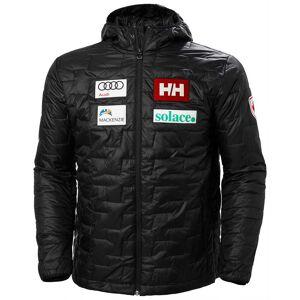 Helly Hansen Lifaloft Hooded Insulator Jacket M Black