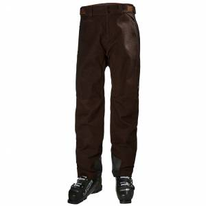 Helly Hansen Jackson Insulated Pant L Brown
