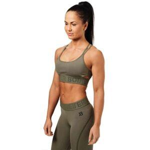 Better Bodies Astoria Sports Bra Wash Green