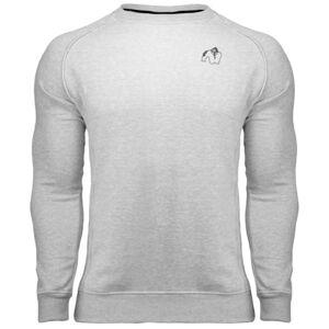 Gorilla Wear Durango Crewneck Sweatshirt Grey