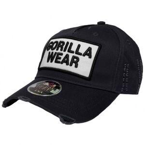 Gorilla Wear Harrison Cap, Black & White