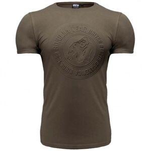 Gorilla Wear San Lucas T-Shirt, Army Green