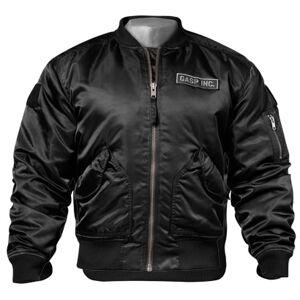 GASP Utility Jacket Black