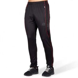 Gorilla Wear Branson Pants, Black & Red