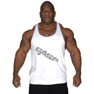GASP Vintage T-Back, White