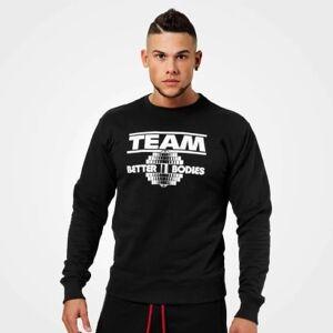 Better Bodies Team BB Sweater Black
