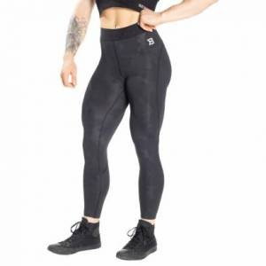 Better Bodies Highbridge Tights Black Camo