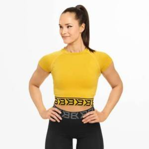 Better Bodies Sugar Hill Tee Yellow