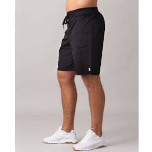 ICANIWILL Perform Shorts, Black