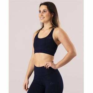 ICANIWILL Classic Sport BH Navy