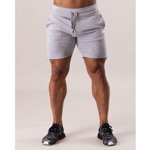 ICANIWILL Clean Cut Shorts, Grey Melange