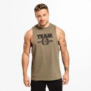Better Bodies Team BB Tank, Wash Green