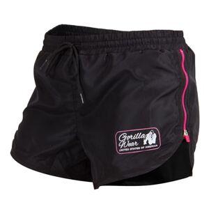 Gorilla Wear New Mexico Cardio Shorts Black/Pink