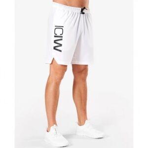 ICANIWILL Ultimate Training Shorts, White