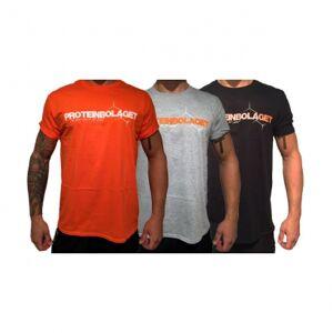 Proteinbolaget logo t-shirt, 3 för 2