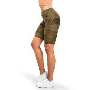 Better Bodies Chelsea Shorts, Dark Green Camo
