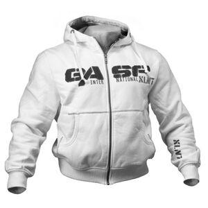 GASP 1,2 lbs Hoodie, White