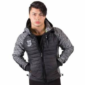 Gorilla Wear Paxville Jacket Black Grey