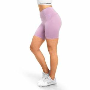 Better Bodies Chrystie Shorts, Lilac
