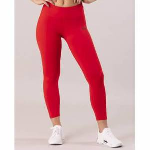 ICANIWILL Classic Tights 7/8 Vivid Red