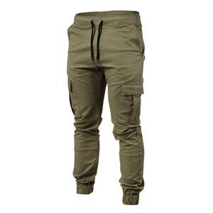 Better Bodies Alpha Street Pants Wash Green