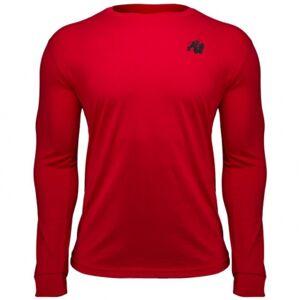 Gorilla Wear Williams Longsleeve, Red