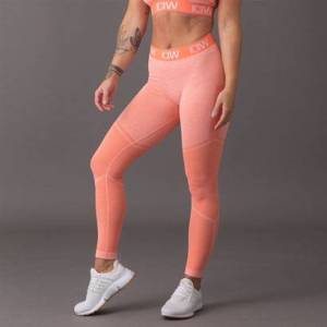 ICANIWILL Seamless Tights, Peach