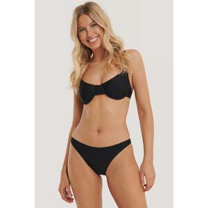 NA-KD Swimwear Bikini Panty - Black