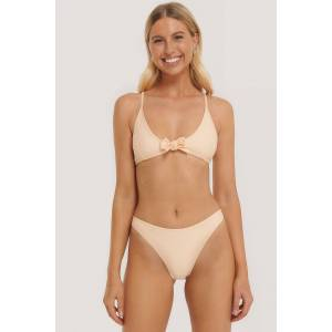 NA-KD Swimwear Bikinitruse Med Høy Skjæring - Orange