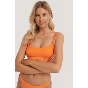 NA-KD Swimwear Bikinitopp - Orange