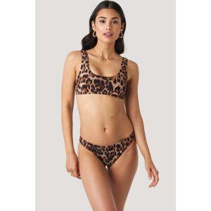 NA-KD Swimwear Sporty Bikini Briefs - Multicolor