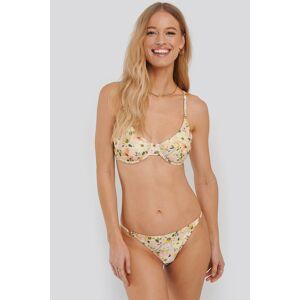 NA-KD Swimwear Ring Detal Thin Bikini Panty - Multicolor