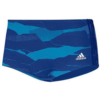Sunga Adidas ColorBlock Wide Camuflada - Masculino