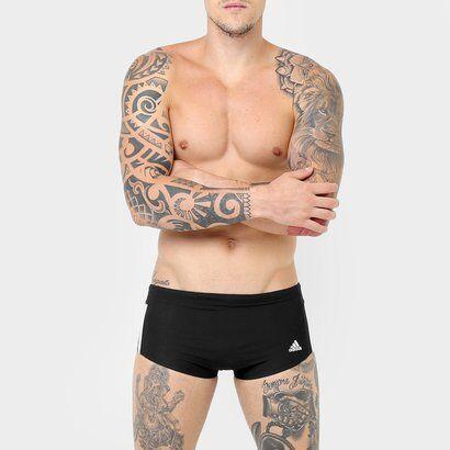 Sunga Adidas Larga Core - Masculino