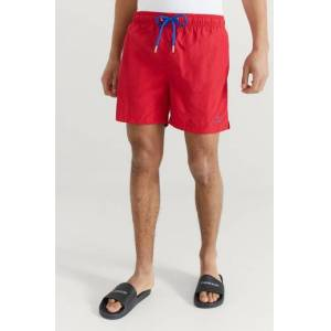 Gant Badshorts Basic Swim Shorts Classic Fit Röd