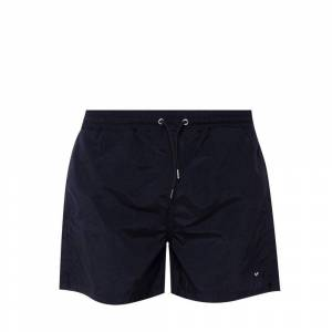 alexander mcqueen Patched swimming shorts