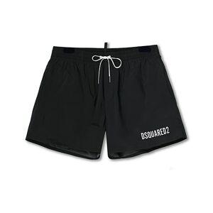 Dsquared2 Icon Boxer Mid Swimshorts Black