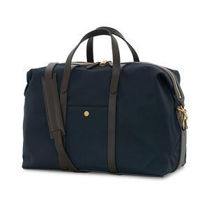 M/S Avail 48h Nylon Weekendbag Navy/Dark Brown