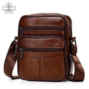 5b0ed896563 Genuine Leather Crossbody Men Messenger Bag Hot Sale Male Small Man Flap  Fashion Shoulder Bags Men s